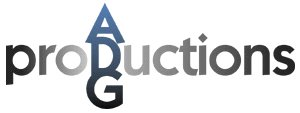 ADG Productions Official Logo