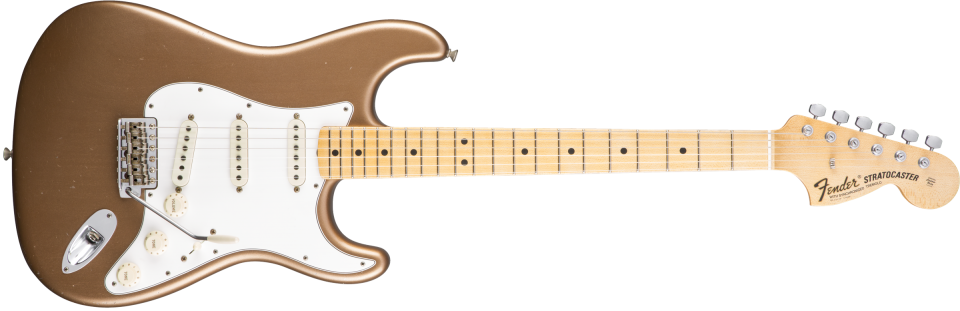 Article photo - Fender Stratocaster: A Guide For The Beginner Guitarist