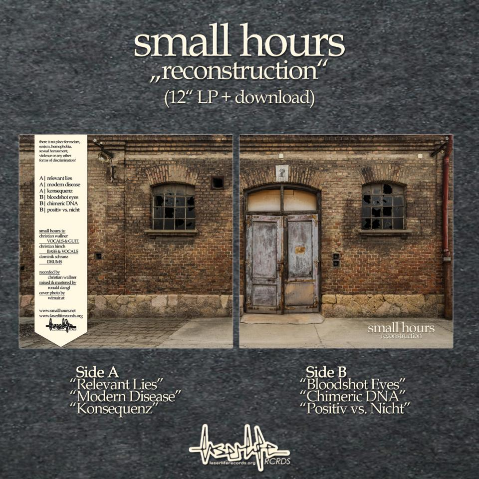 Article photo - Interview: Small Hours
