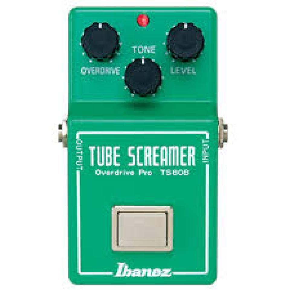 Article photo - Users Of The Legendary Ibanez Tube Screamer