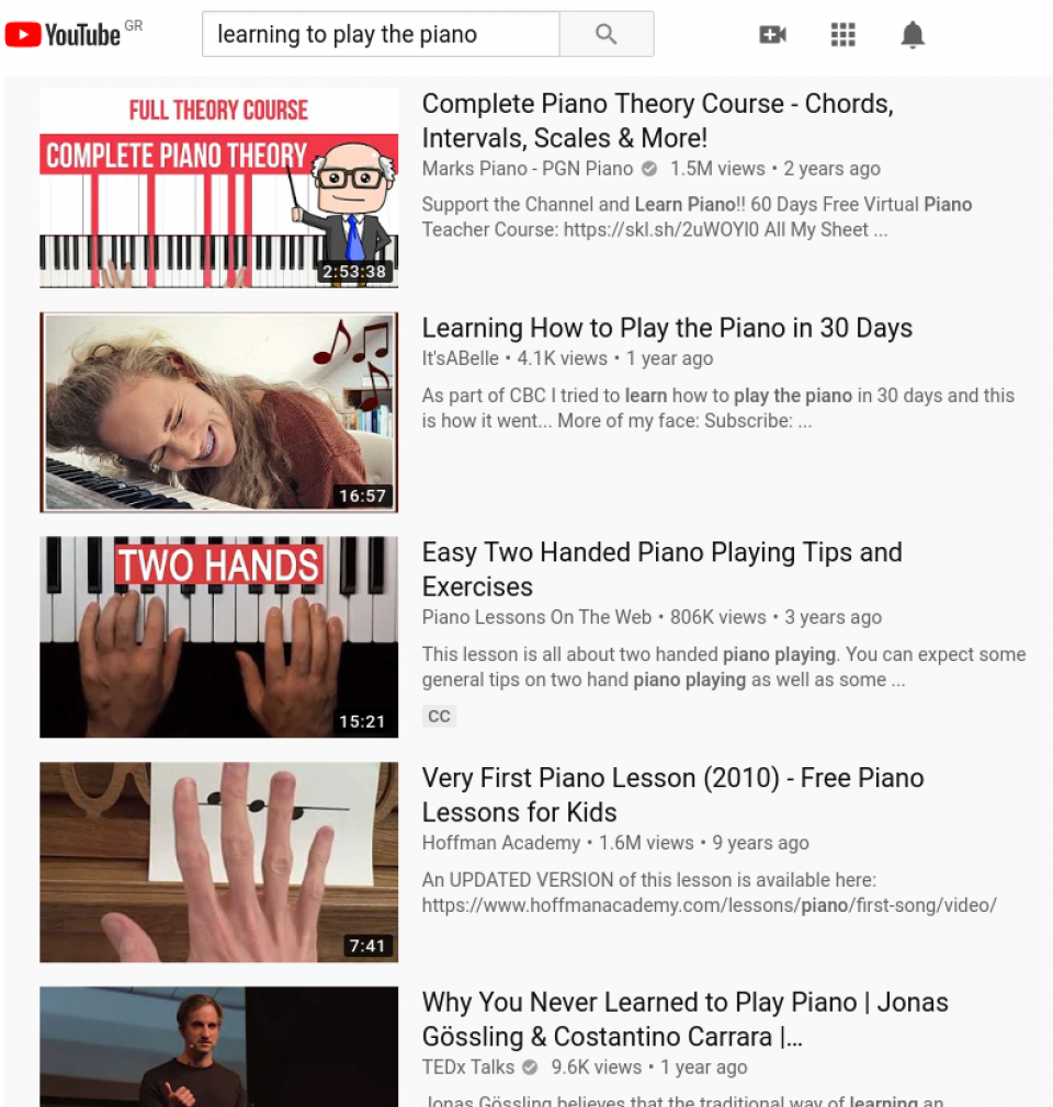 Article photo - Learning Guitar & Piano: Online music schools VS Youtube tutorials