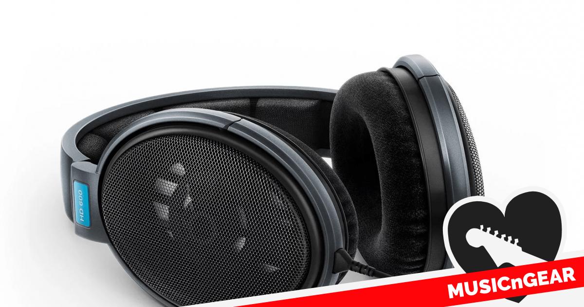 Article photo - MnG Reviews - Sennheiser HD600 Headphones
