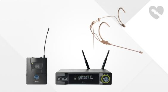Is AKG WMS 4500 HC577 Set Band 1 the right music gear for you? Find out!