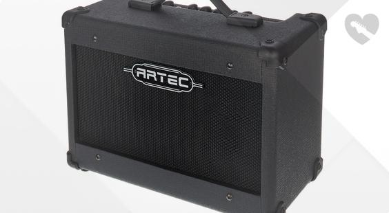 Full preview of Artec A15C