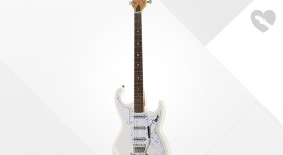 Full preview of Burns Barracuda Bass White