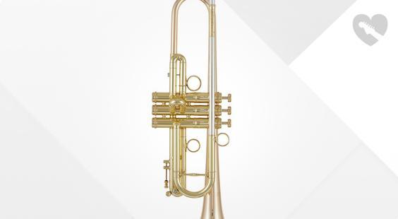 Full preview of Carol Brass CTR-8060H-GLS-Bb-L B-Stock