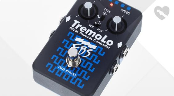 Full preview of EBS TremoLo