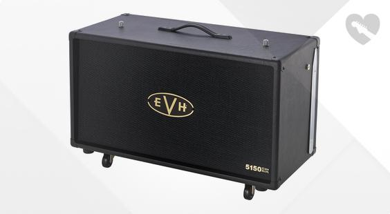 Full preview of Evh 5150 III EL34 2x12 ST Cab BK