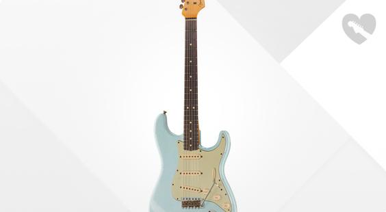 Is Fender 1963 Strat Journeyman Relic SB the right music gear for you? Find out!