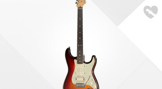 Is Fender AM DLX Strat Plus HSS M3TS the right music gear for you? Find out!