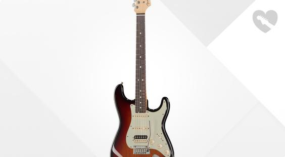 Is Fender AM Elite Strat HSS RW 3TSB the right music gear for you? Find out!