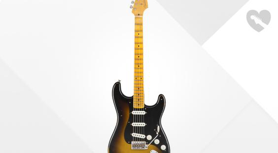 Is Fender Ancho Poblano Strat SB Ltd the right music gear for you? Find out!