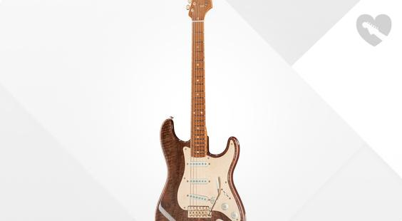 Is Fender Claro Walnut Artisan Strat the right music gear for you? Find out!
