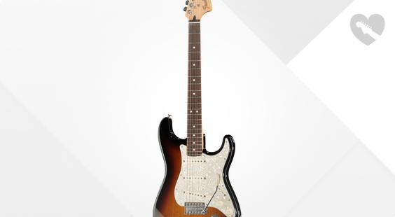 Is Fender Deluxe Roadhouse Strat 3TSB the right music gear for you? Find out!