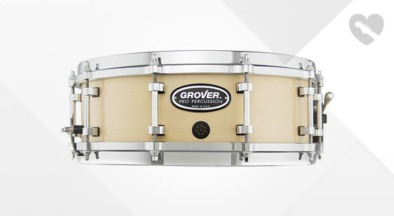 Is Grover Pro Percussion G3-5-N Orchestral Snare Drum the right music gear for you? Find out!