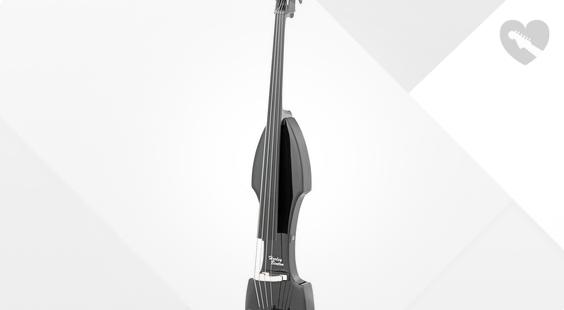 Full preview of Harley Benton EUB 500 BK Electric Upright