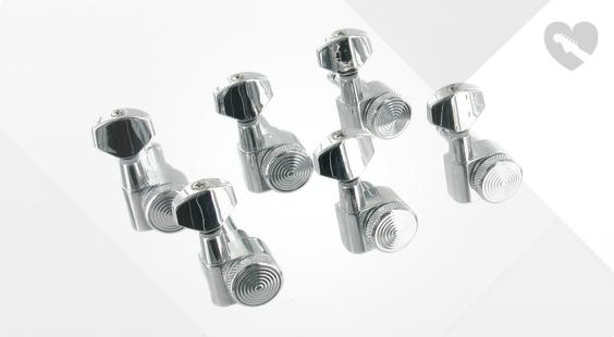 Is Harley Benton Parts Locking Tuners 6L Chrome the right music gear for you? Find out!