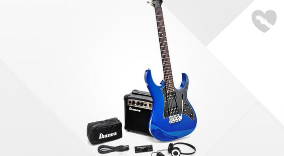 Is Ibanez Jumpstart IJRG200-BL the right music gear for you? Find out!