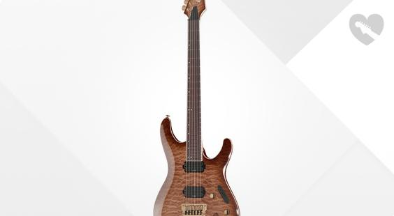 Full preview of Ibanez S5521Q-WPB