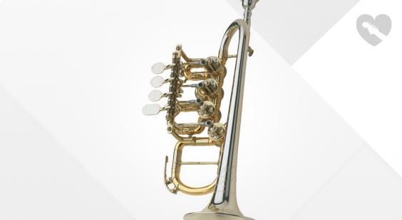 Full preview of Johannes Scherzer 8111ST-L High Bb/A-Trumpet