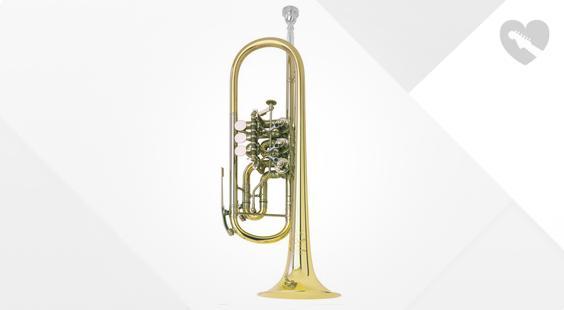 Full preview of Johannes Scherzer 8217 C-Trumpet