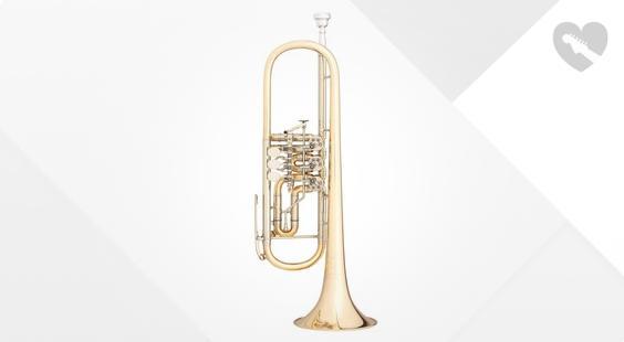 Full preview of Johannes Scherzer 8218W-L Bb Trumpet