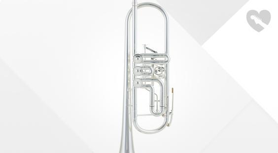 Full preview of Johannes Scherzer 8228-S Bb Trumpet