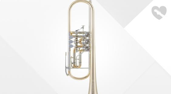 Full preview of Johannes Scherzer 8228-UL Bb Trumpet