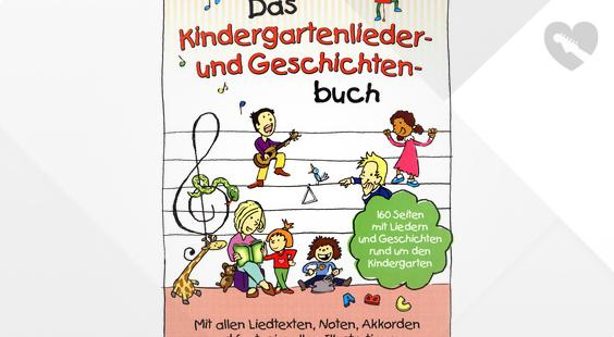 Full preview of Lamp und Leute Kindergartenliederbuch