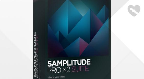 Full preview of Magix Samplitude Pro X2 Suite D