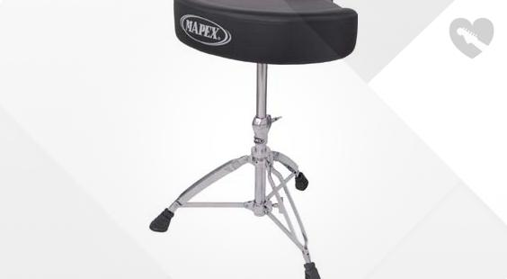 Is Mapex MXT575A Drum Stool the right music gear for you? Find out!