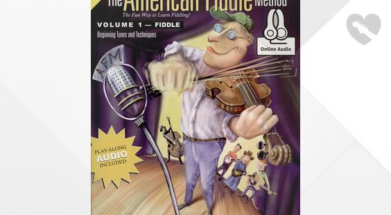 Full preview of Mel Bay The American Fiddle Method