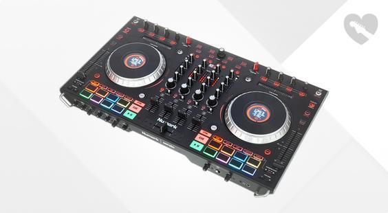Full preview of Numark NS6 II