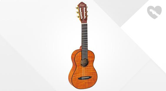 Is Ortega RGL18FMH Guitarlele the right music gear for you? Find out!