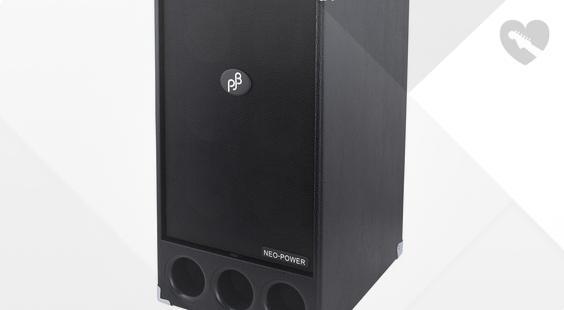 Full preview of Phil Jones PB-300 black