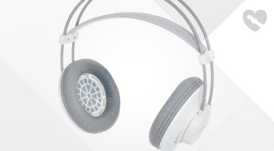 Full preview of Superlux HD-672 White