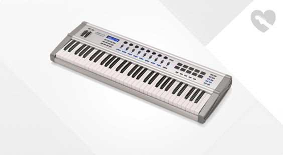 Full preview of Swissonic ControlKey 61