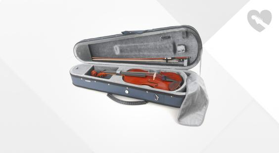 Musician reviews yamaha v5 sc44 violin 4 4 great for Yamaha vc5 cello review