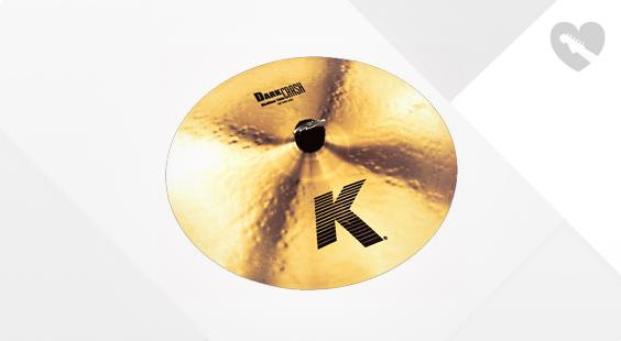 Is Zildjian 17' K-Series Dark Crash Medium the right music gear for you? Find out!
