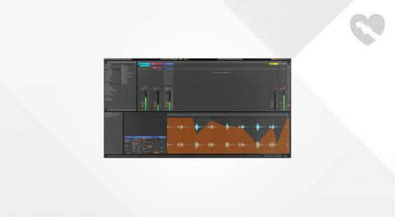 Full preview of Ableton Live 9