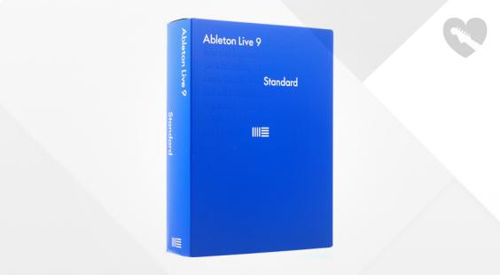 Full preview of Ableton Live 9 D
