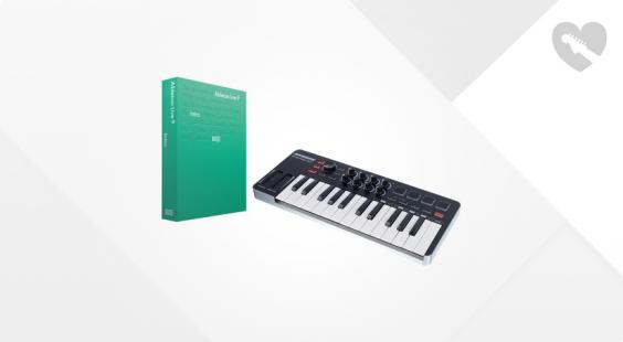 Full preview of Ableton Live 9 Intro D Bundle