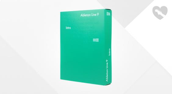 Full preview of Ableton Live 9 Intro English