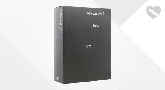 Full preview of Ableton Live 9 Suite D