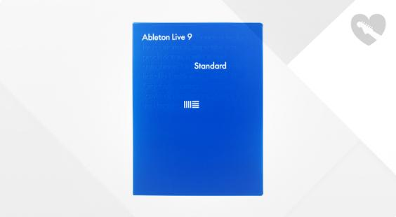 Full preview of Ableton Live 9 Upg. from Live Lite D