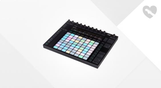 Full preview of Ableton Push 2