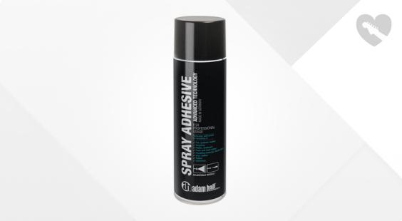Full preview of Adam Hall Spray Adhesive 01360