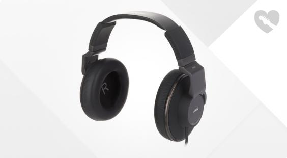 Full preview of AKG K-550 MKII B-Stock