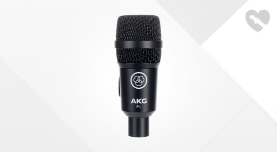 Full preview of AKG Perception Live P4