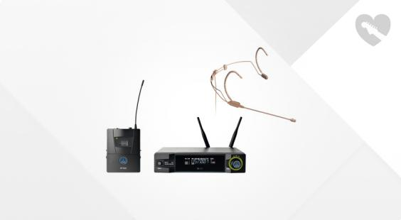 Full preview of AKG WMS 4500 HC577 Set Band 1